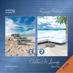 Chillout & Lounge (Vol. 1 & 2) - 2 CDs - Gemafreie Musik