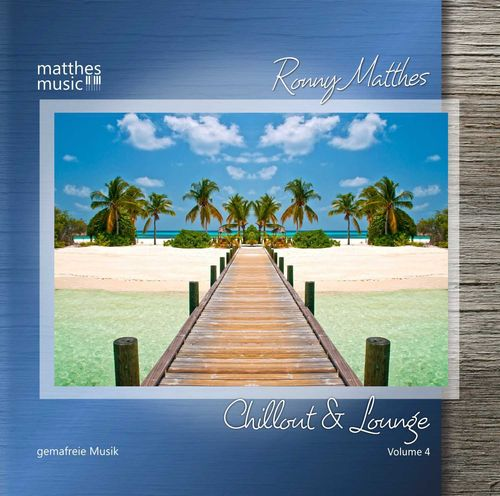 Chillout & Lounge (Vol. 4) - Gemafreie Barmusik (CD+MP3)