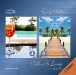 Chillout & Lounge (Vol. 3 & 4) - 2 CDs - instrumentale Musik