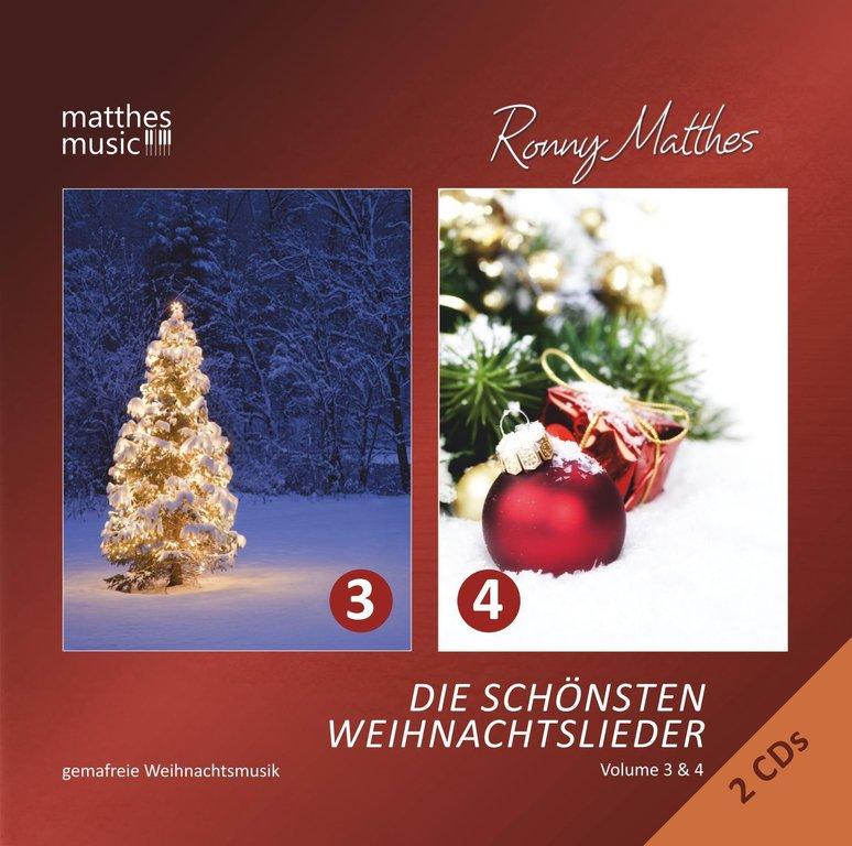 Die Schönsten Weihnachtslieder.Die Schönsten Weihnachtslieder Vol 3 4 Doppel Album