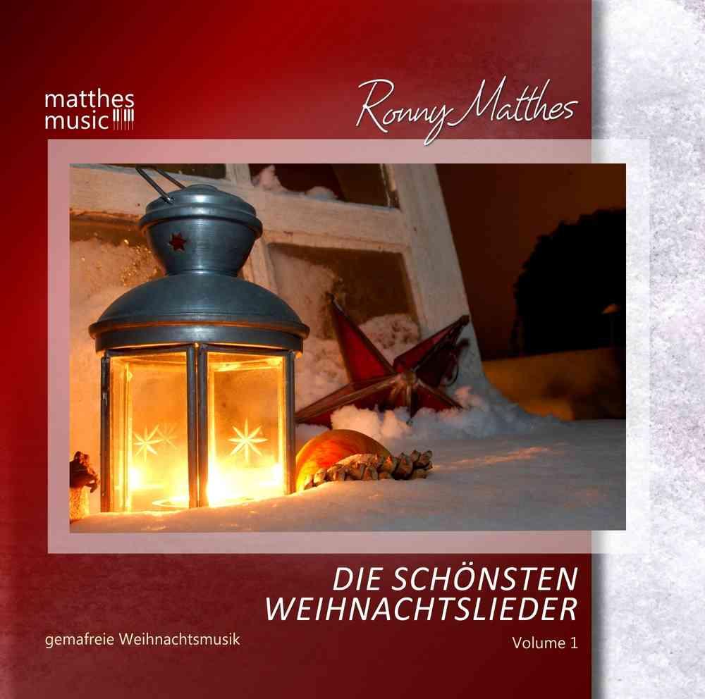 Die schönsten Weihnachtslieder - Gemafreie Weihnachtsmusik MP3+CD