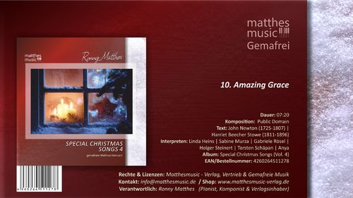 Amazing Grace (Ensemble Version)