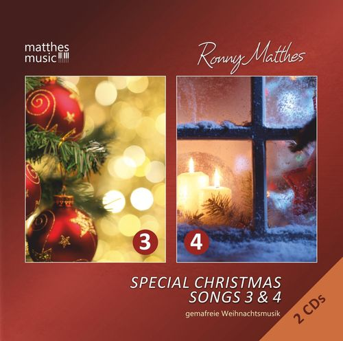 Special Christmas Songs, Vol. 3 & 4 (Doppelalbum)