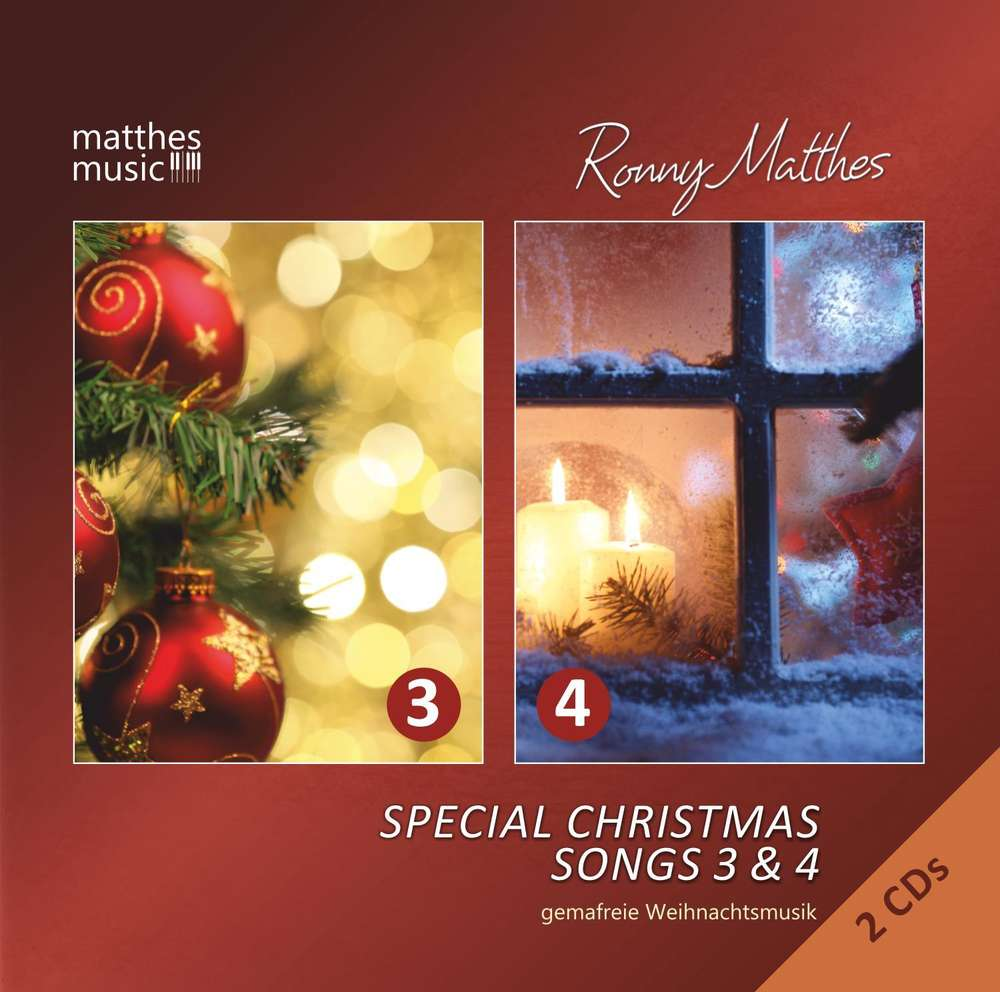 Special Christmas Songs, Vol. 3 & 4 (Doppelalbum) - Royalty Free