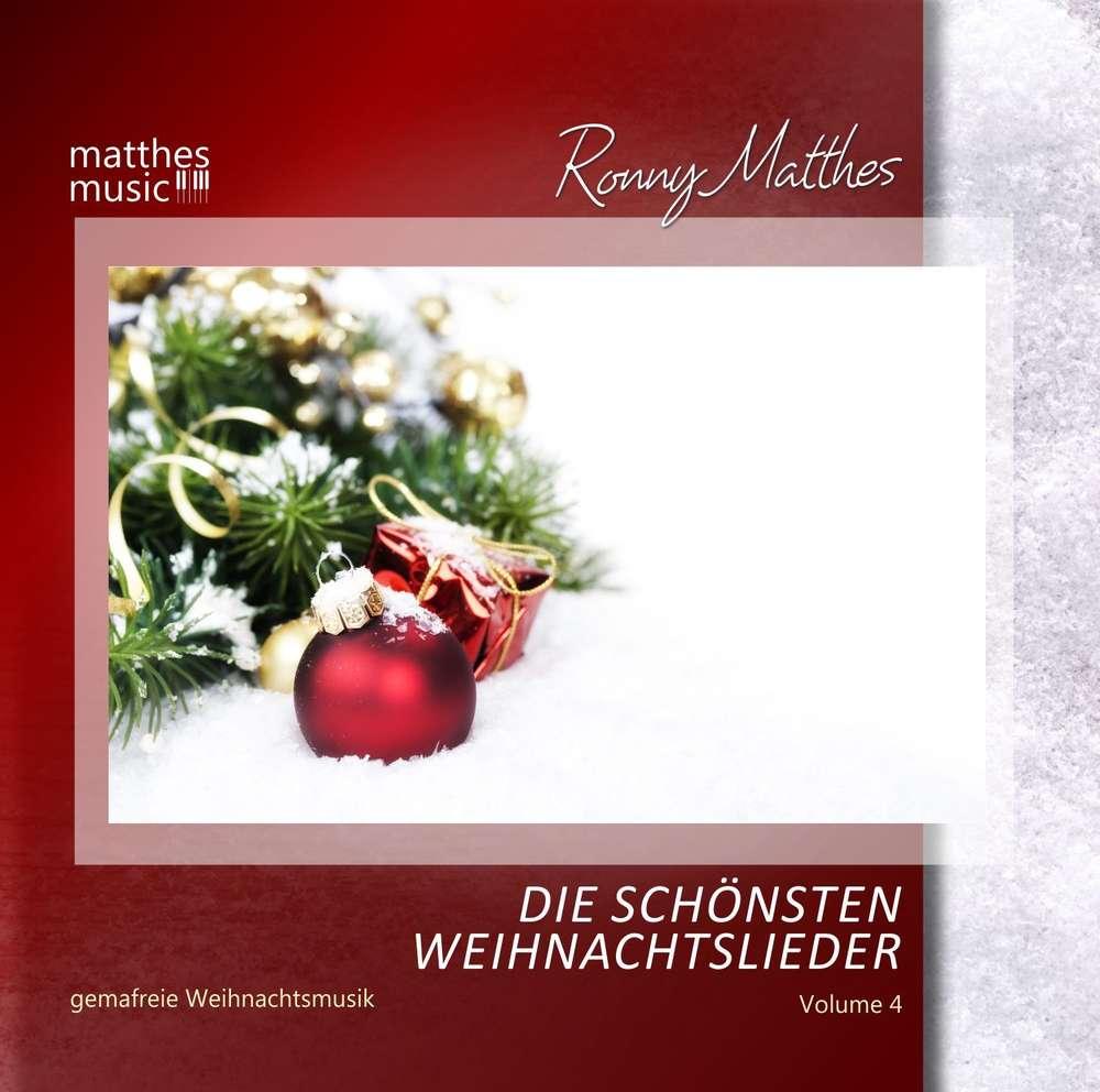 Die schönsten Weihnachtslieder, Vol. 4 - instrumentale Musik; MP3